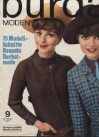Журнал BURDA MODEN 1967 9