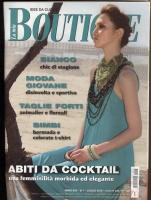 LA MIA Boutique 2010 №07 LUGLIO июль