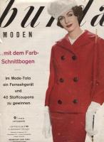 Журнал BURDA MODEN 1960 9