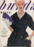 Журнал BURDA MODEN 1960 1