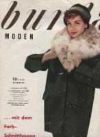 Журнал BURDA MODEN 1959 12