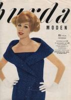 Журнал BURDA MODEN 1959 11