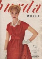 Журнал BURDA MODEN 1959 3