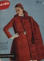 Журнал BURDA MODEN 1954 10