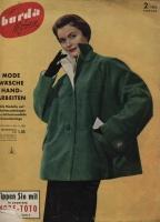 Журнал BURDA MODEN 1953 2