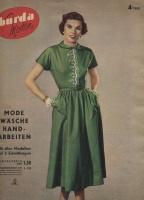 Журнал BURDA MODEN 1951 4