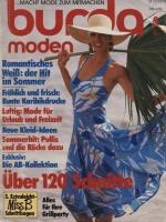 Журнал BURDA MODEN 1985 6