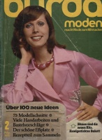 Журнал BURDA MODEN 1973 2