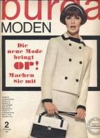 BURDA MODEN 1966 2
