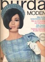 Журнал BURDA MODEN 1966 6