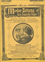Moden-Zeitung fürs Deutsche Haus  52(130) 1906/1907