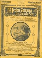 Moden-Zeitung fürs Deutsche Haus 6(136) 1907/1908