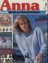 Журнал ANNA АННА (Журнал Энне Бурда) 1987 04