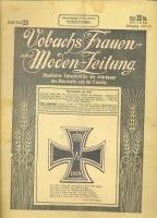 Vobachs Frauen und Moden-Zeitung №345(33) 1914/15
