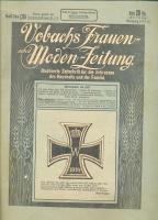 Vobachs Frauen und Moden-Zeitung №348(36) 1914/15