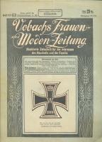 Vobachs Frauen und Moden-Zeitung №353(41) 1914/15