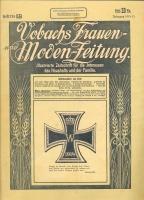 Vobachs Frauen und Moden-Zeitung №358(46) 1914/15