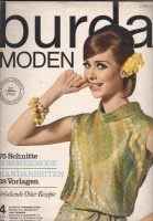 BURDA MODEN 1965 04 (апрель)