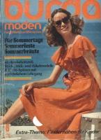 Журнал BURDA MODEN 1974 6