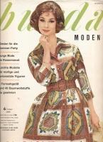 Журнал BURDA MODEN 1961 6