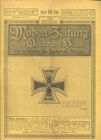 Moden-Zeitung fürs Deutsche Haus №5(371) 1916/1917 годы