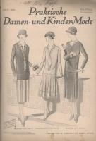 Журнал Мод Praktische Damen und Kinder Mode 1926 26